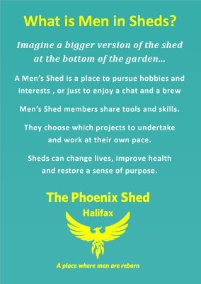 what is men in sheds