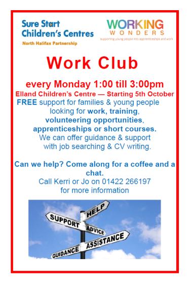 elland work club