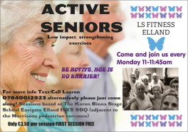 Active Seniors Elland