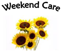 weekend care logo