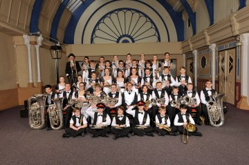Blackpool Elland Youth Band