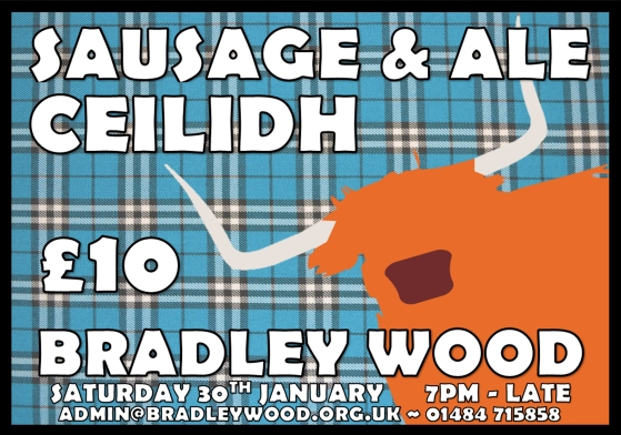 Bradley Wood Ceilidh
