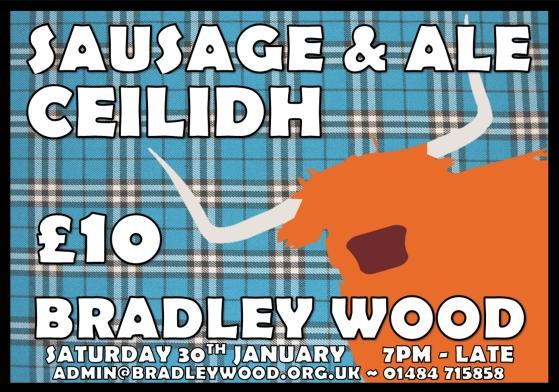 Bradley Wood Ceilidh