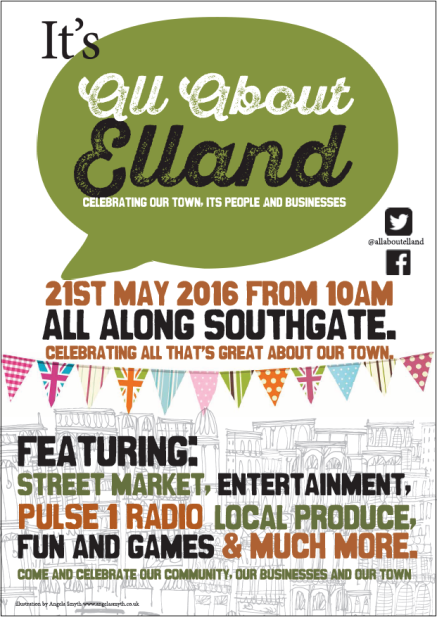 All about Elland Poster