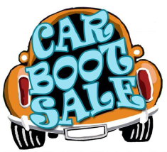 Carr Green Car Boot Poster