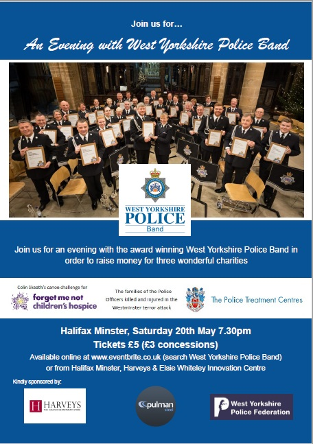 Police Band Poster