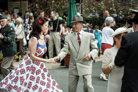 1940s Weekend Dancing