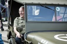 1940s Weekend Jeep