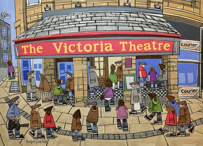 Roger Davies _ What's On At The Victoria Theatre In Halifax